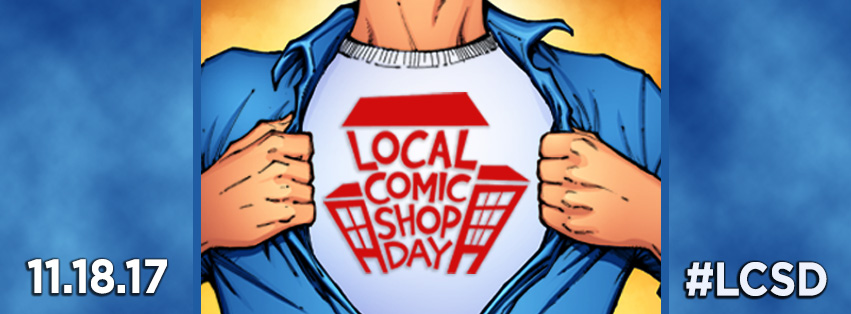 Downloads 2017 Local Comic Shop Day