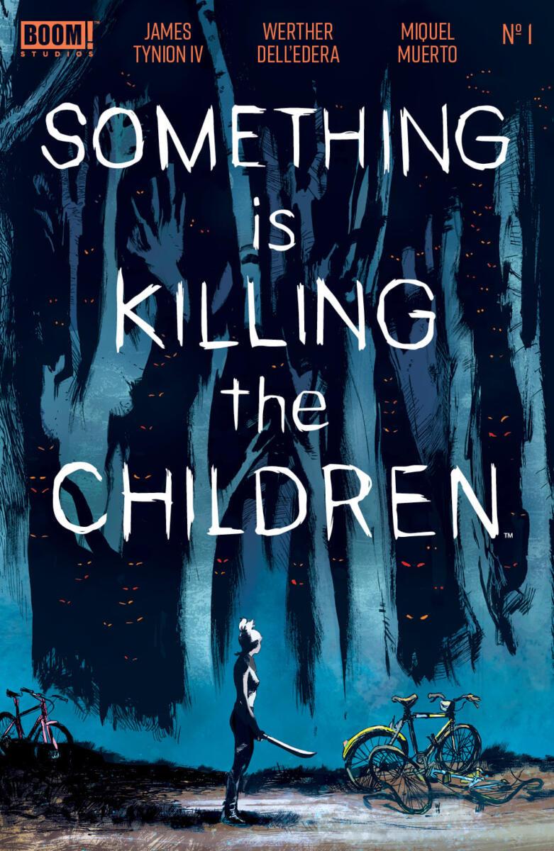 SOMETHING IS KILLING CHILDREN #1 FOIL VARIANT