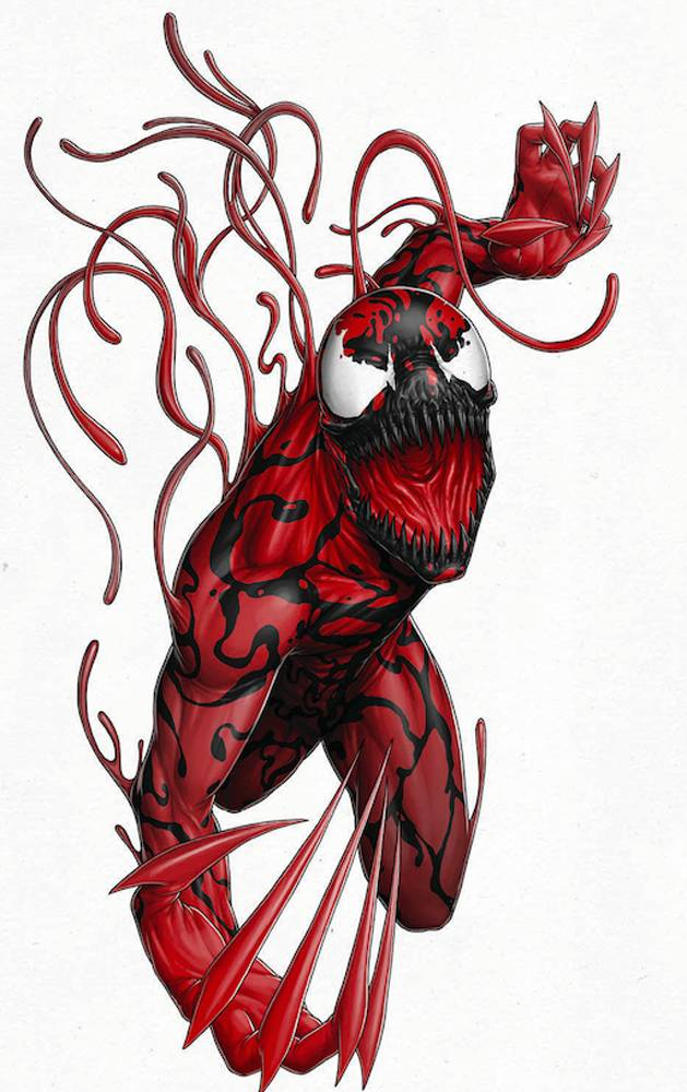 LCSD 2019 ABSOLUTE CARNAGE #5 (OF 5) VIRGIN VARIANT